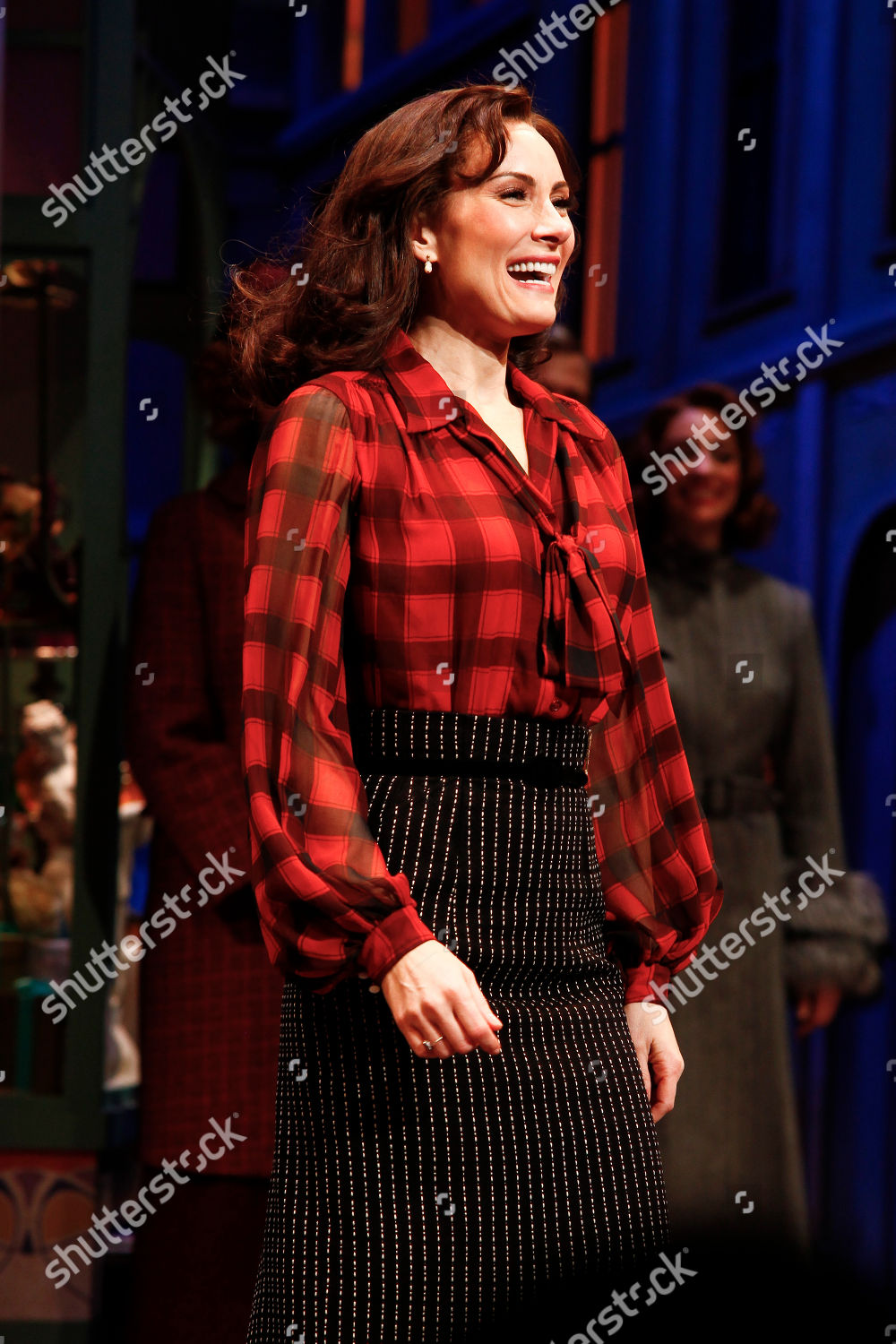 Laura Benanti Attends Broadway Opening Night She Editorial Stock Photo Stock Image Shutterstock