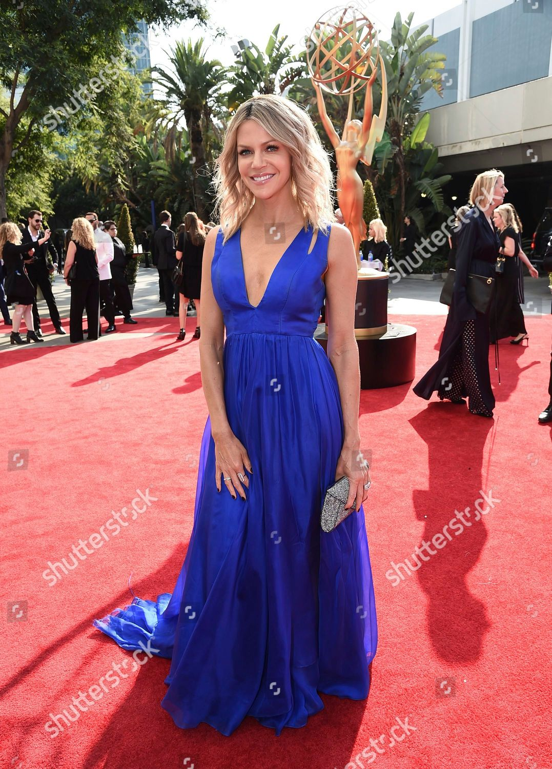 Watch Kaitlin olson emmy awards in los angeles video