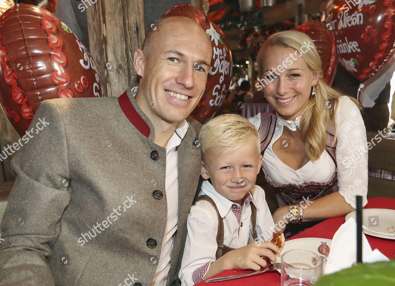 Arjen Robben Bernadien Eillert