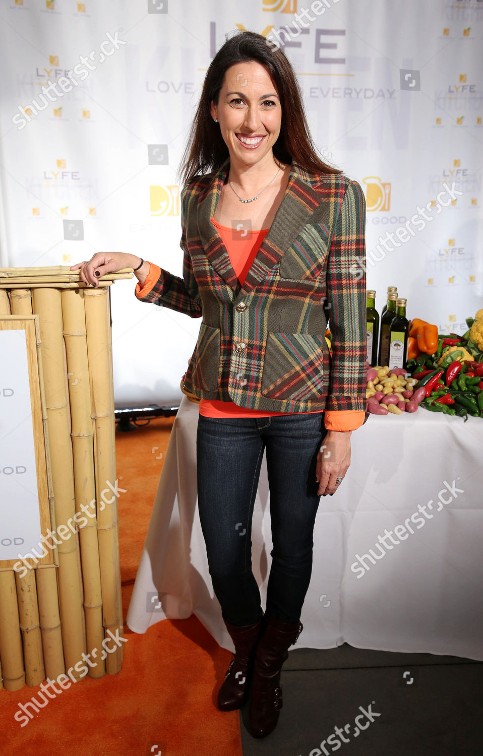 Janet Evans second Lyfe Kitchen grand opening Editorial ...