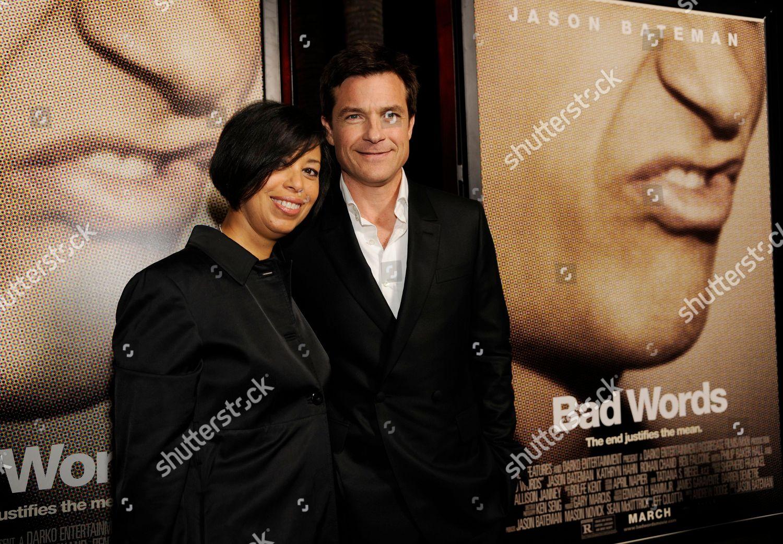 Jason Bateman Right Director Cast Member Bad Editorial Stock Photo