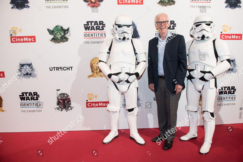 Stockfoto von 'Star Wars Identities The Exhibition', Utrecht, Netherlands - 28 Sep 2017