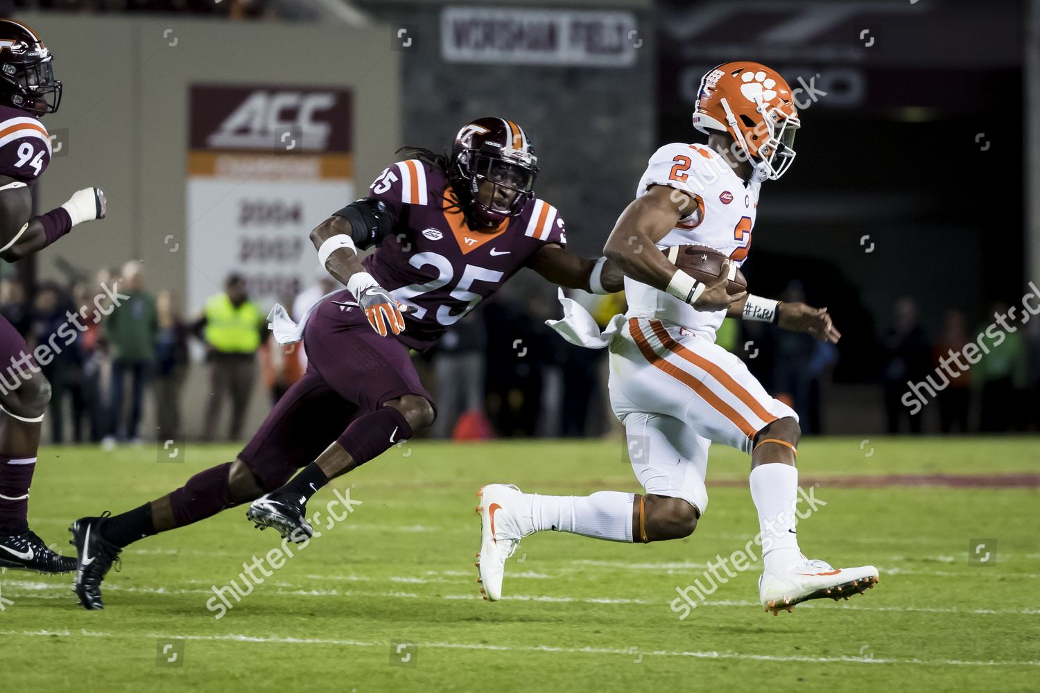 Virginia Tech Hokies Terrell Edmunds 25 Gives Editorial