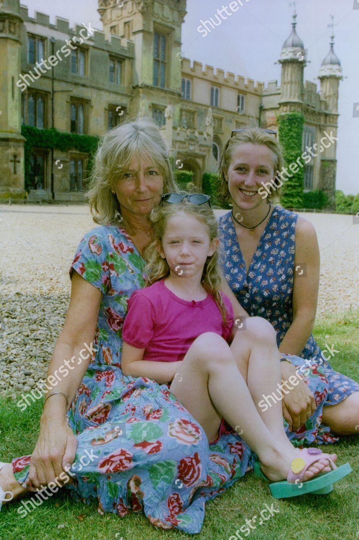 Lady Christine Cobbold Wife David Lyttoncobbold 2nd Editorial ...