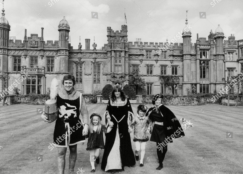 Hon David Lyttoncobbold Son 1st Baron Cobbold Editorial Stock ...