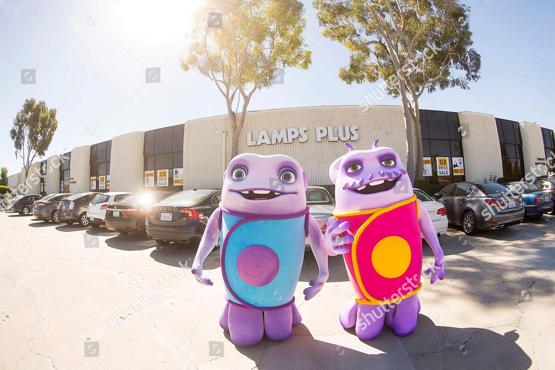 Oh Captain Smek Invade Lamps Plus Corporate Editorial Stock Photo