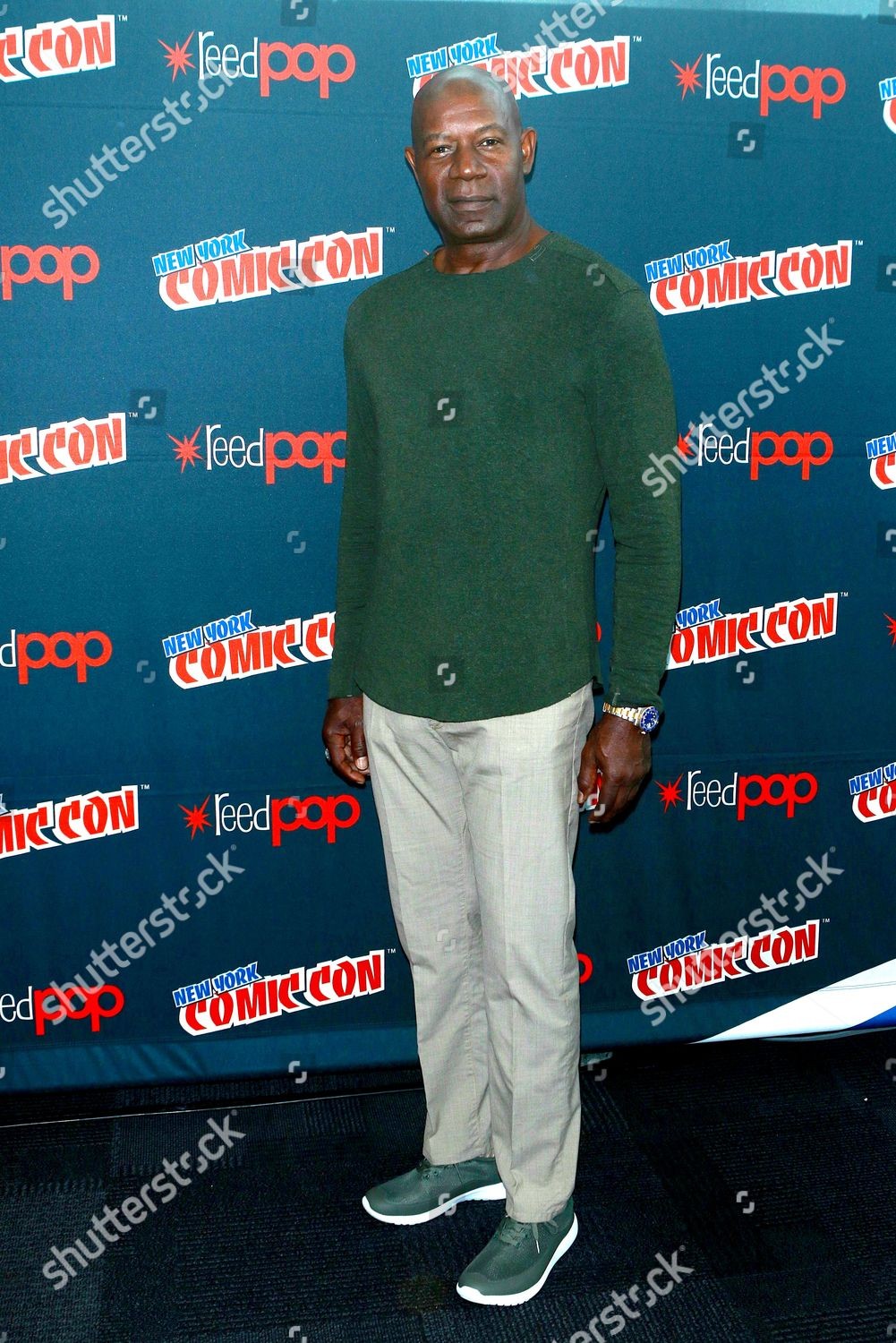Dennis Haysbert Editorial Stock Photo Stock Image Shutterstock