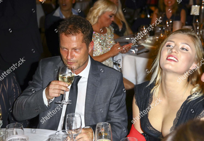 Til Schweiger Mit Seiner Tochter Luna Editorial Stock Photo