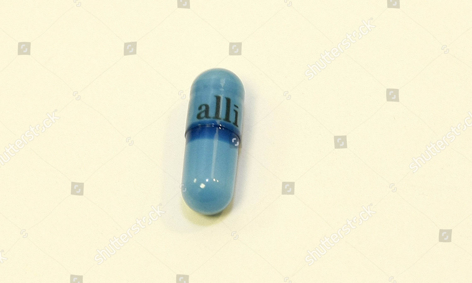 Alli Diet Pills Editorial Stock Photo Stock Image Shutterstock