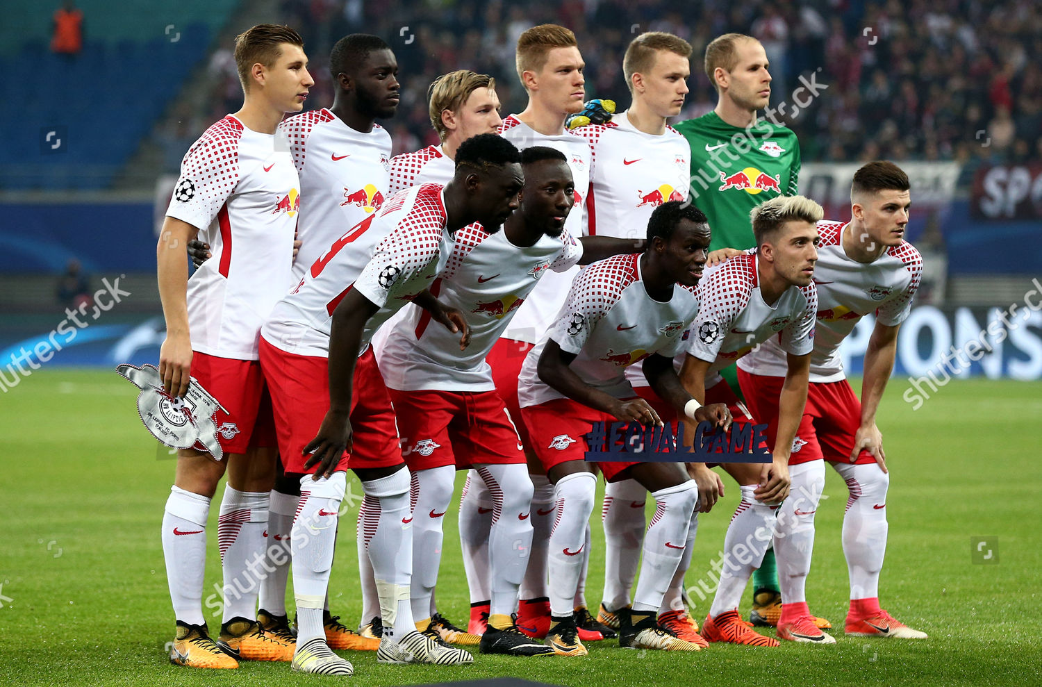 Rb Leipzig Team Group Editorial Stock Photo Stock Image Shutterstock