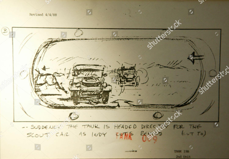 Story boards original film Editorial Stock Photo - Stock Image ... on