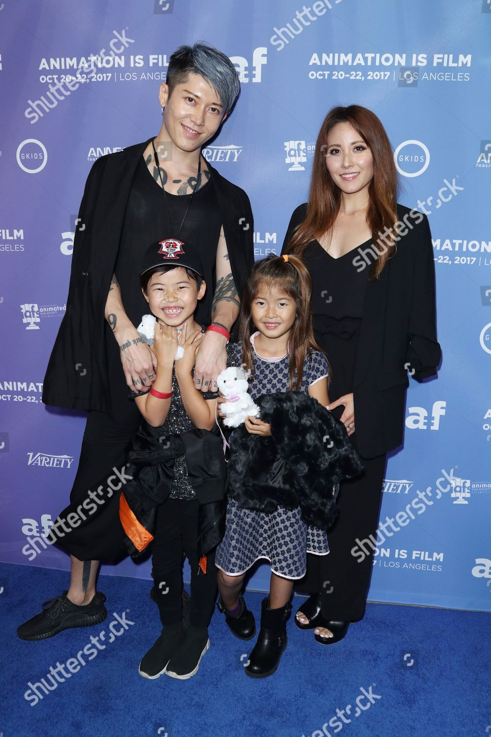 Miyavi Melody Family Editorial Stock Photo Stock Image Shutterstock