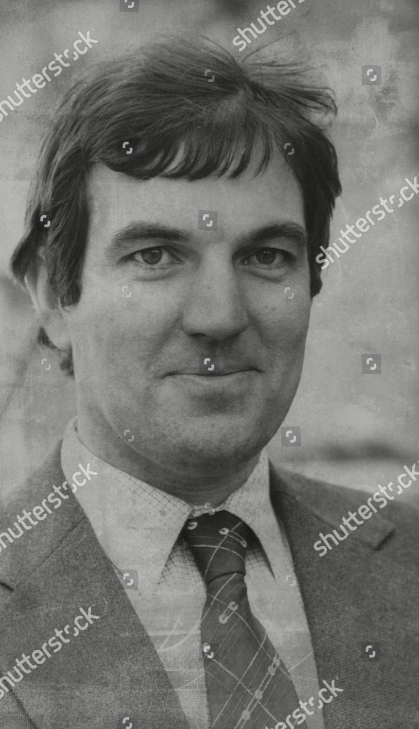 Det Con Geoffrey Darley Who Spent Six Editorial Stock Photo