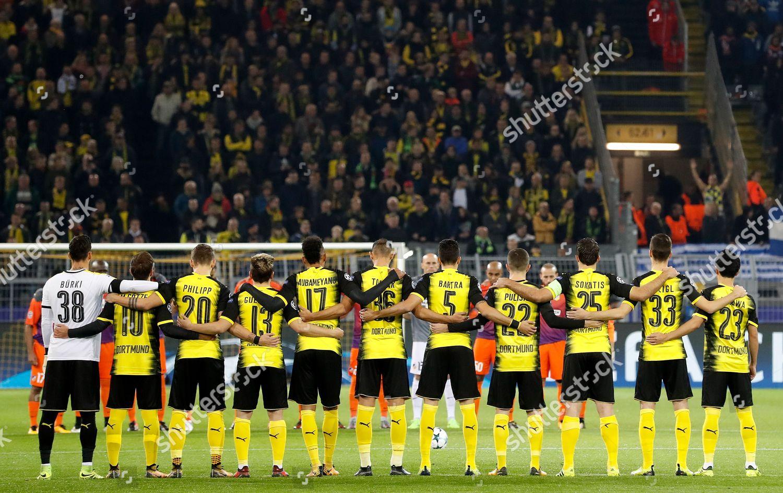 ¿Cuánto mide Christian Pulisic? - Altura - Real height Borussia-dortmund-vs-apoel-nicosia-germany-shutterstock-editorial-9185977cn