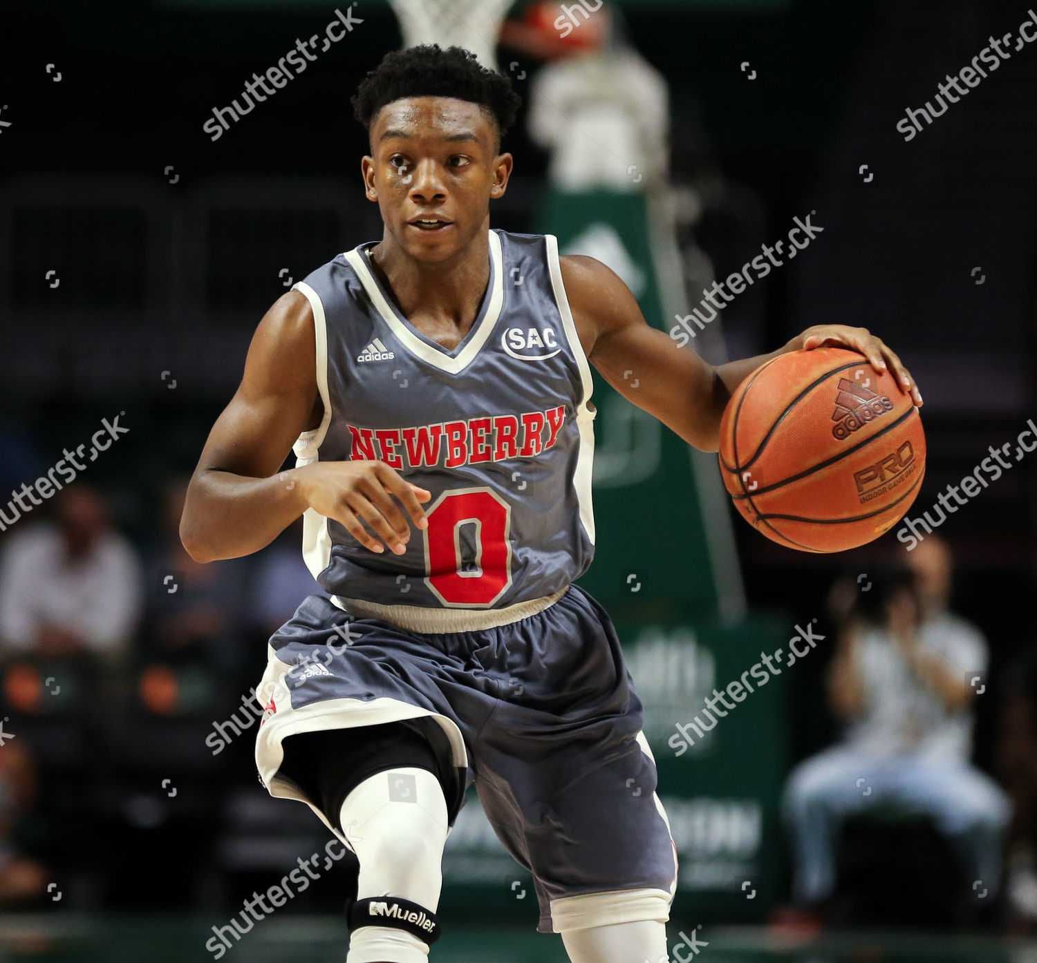 big sale 7836f 80d36 Newberry College Wolves guard Olufemi Boko 0 Editorial Stock ...