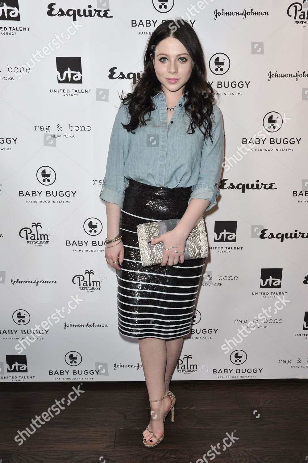 Michelle Trachtenberg attends Inaugural Los Angeles Baby Editorial