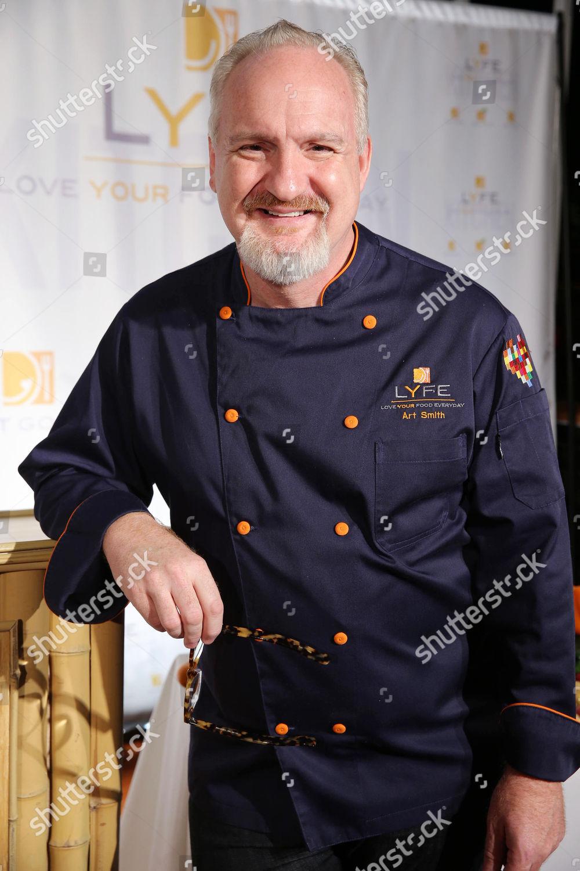 Chef Art Smith second Lyfe Kitchen grand Editorial Stock ...