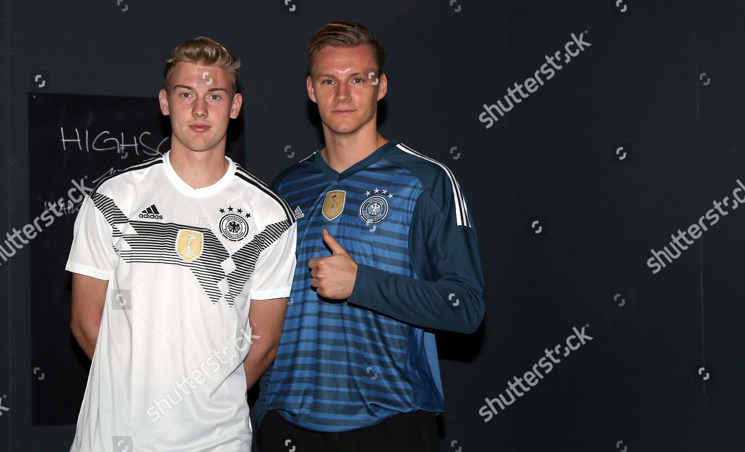489a9b96bf3 Julian Brandt Bernd Leno Editorial Stock Photo - Stock Image ...
