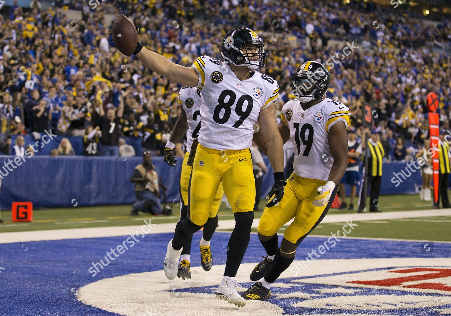 a8d4e292c NFL Steelers vs Colts, USA Stock Image by John Mersits for editorial use,  Nov 12, 2017