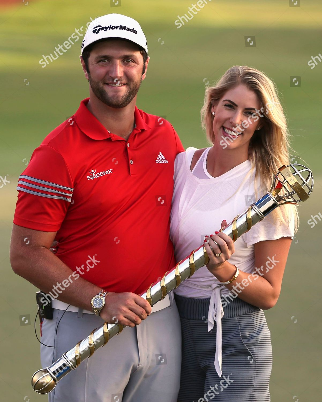 Golf: Jon Rahm gets married to Kelley Cahill in Spain