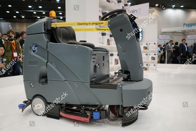 Brain Corp autonomous cleaning robot EMMA performs Editorial