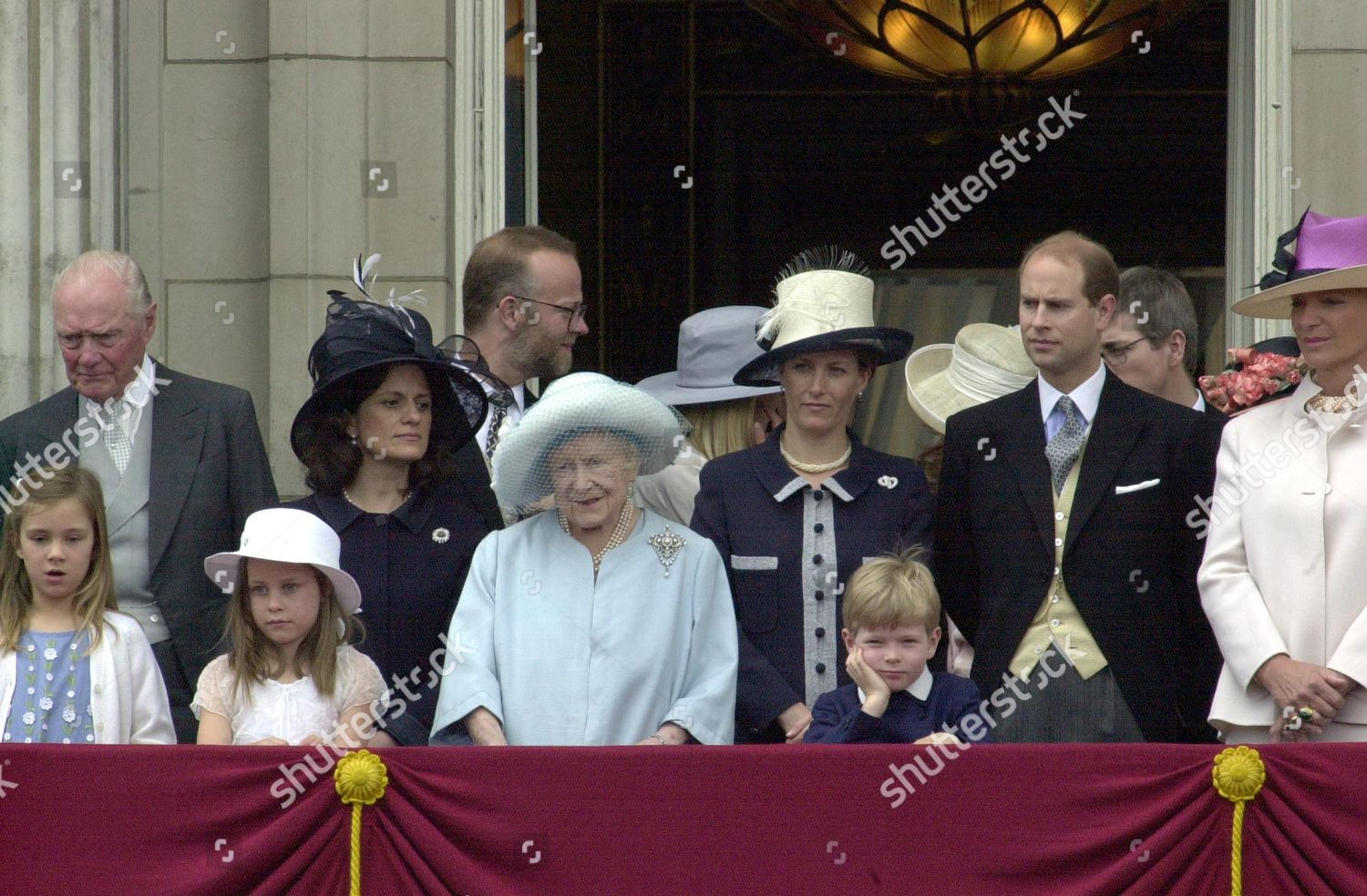 Trooping Colour Every Little Boys Dream See Editorial Stock