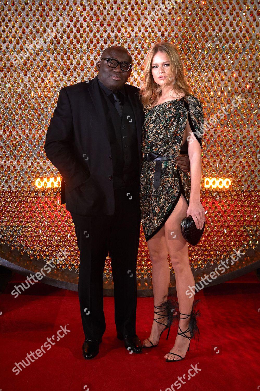 061ae5ccd Stock photo of The British Fashion Awards With Swarovski, Arrivals, Royal  Albert Hall,