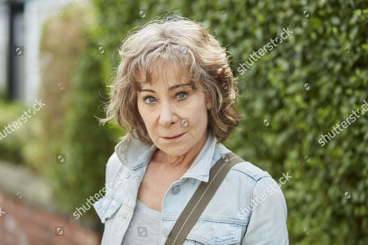 Ep 1 Zoe Wanamaker Gail Stanley Editorial Stock Photo