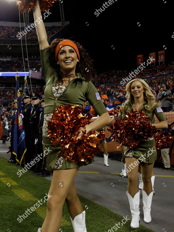 check out 12458 50b70 Denver Broncos cheerleaders Salute Service Denver Broncos ...