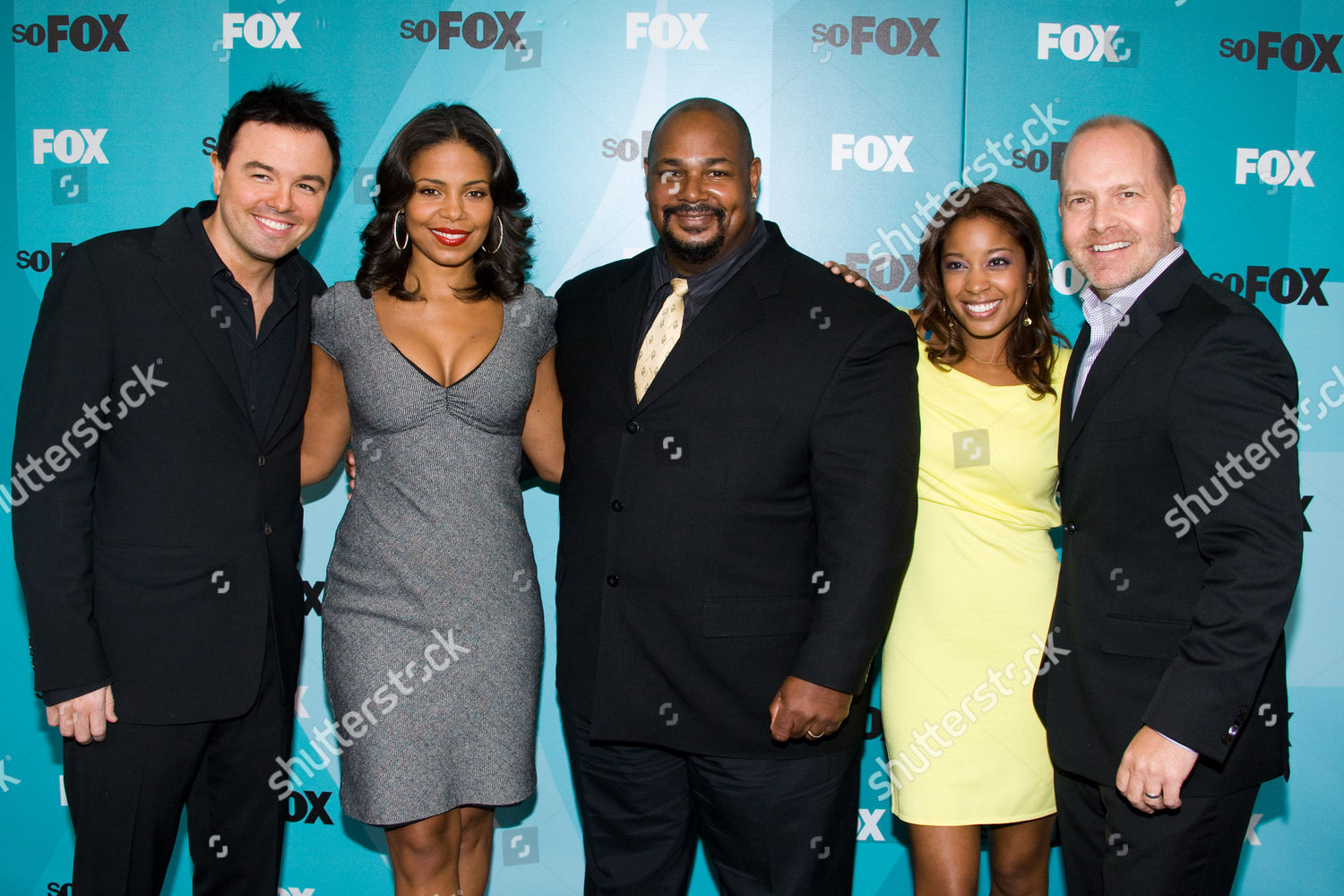 Stock photo of Fox Upfront Party, New York, America - 18 May 2009