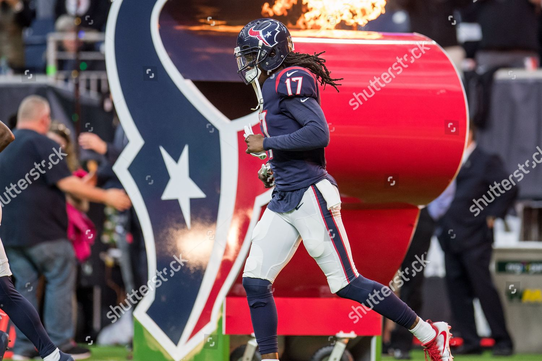 finest selection 830cb 5d589 Houston Texans wide receiver Cobi Hamilton 17 Editorial ...