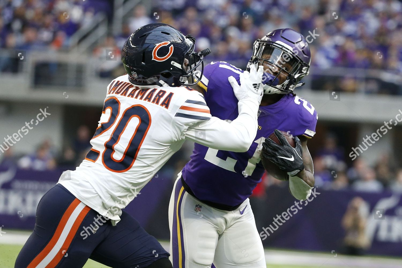 Jerick McKinnon Prince Amukamara Minnesota Vikings running Editorial
