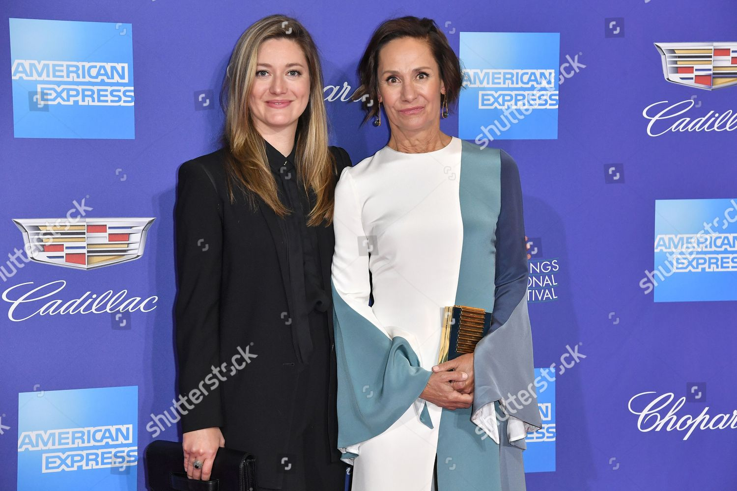 Zoe Perry Laurie Metcalf Editorial Stock Photo Stock Image