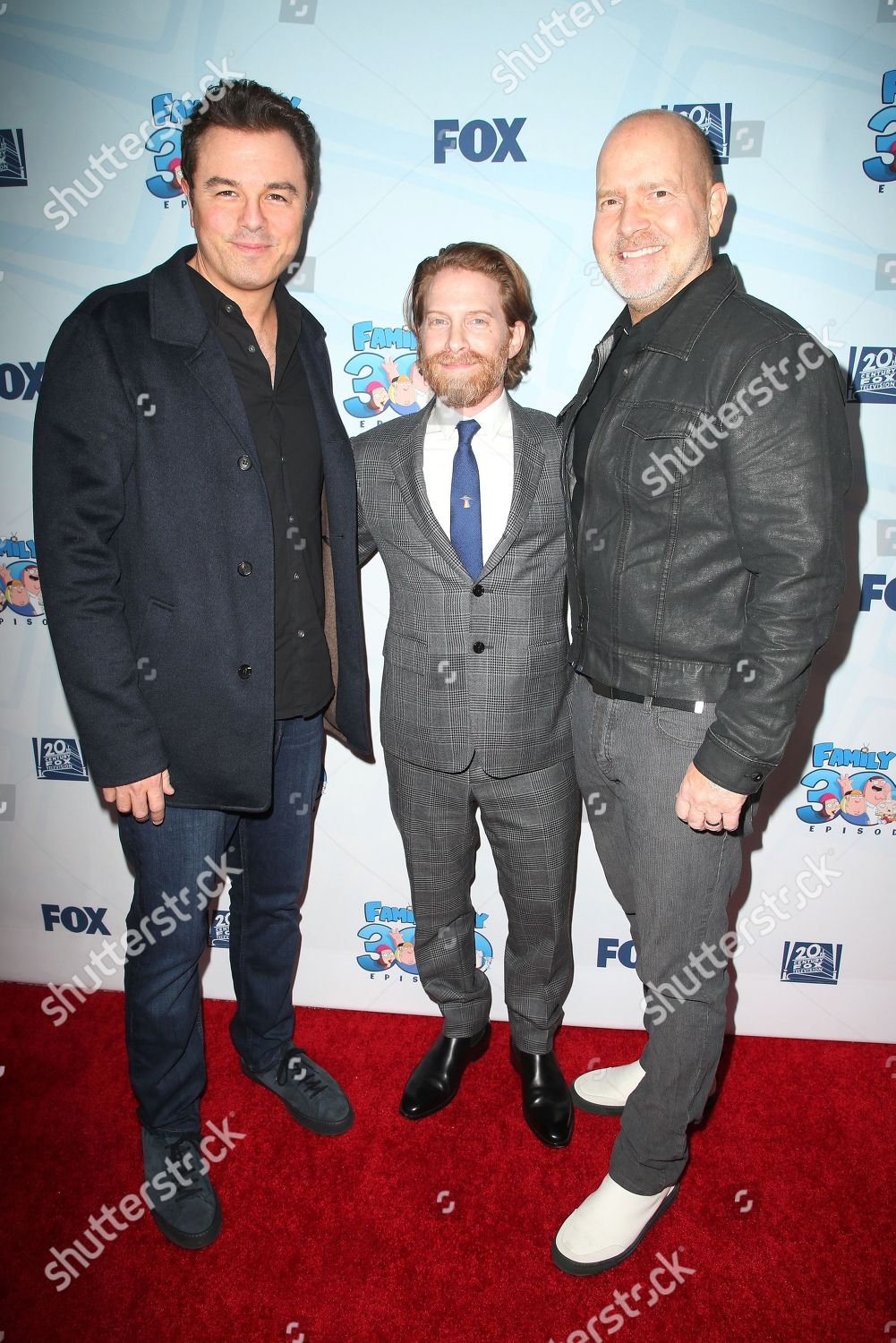 Stock photo of 'Family Guy' TV show 300th episode party, Los Angeles, USA - 10 Jan 2018
