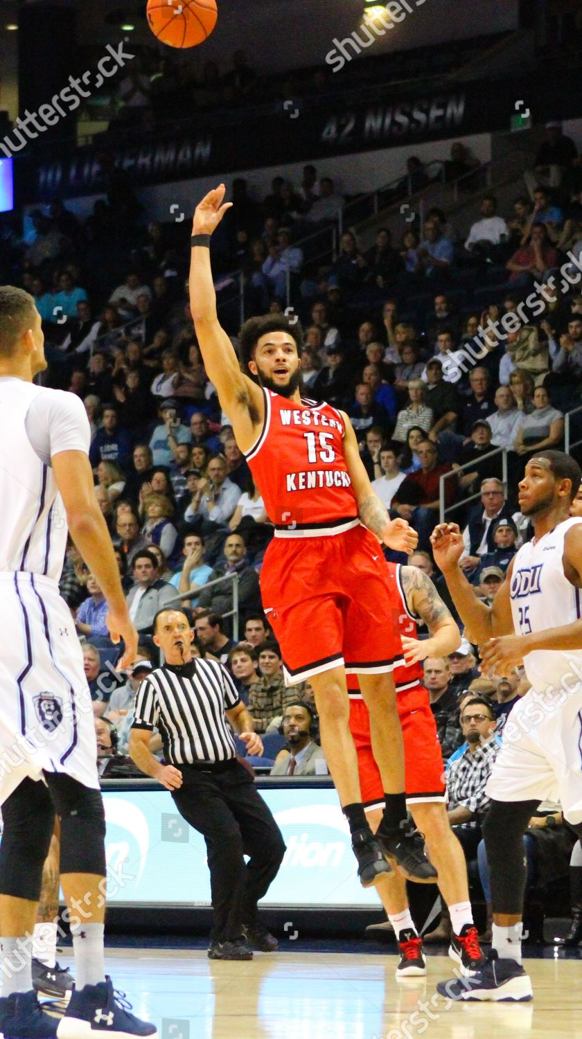 Western Kentucky Hilltoppers guard Darius Thompson 15 ...