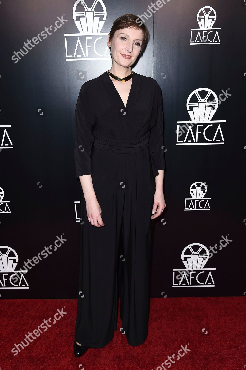 Nora Twomey attends 43rd Annual Los Angeles Editorial Stock Photo