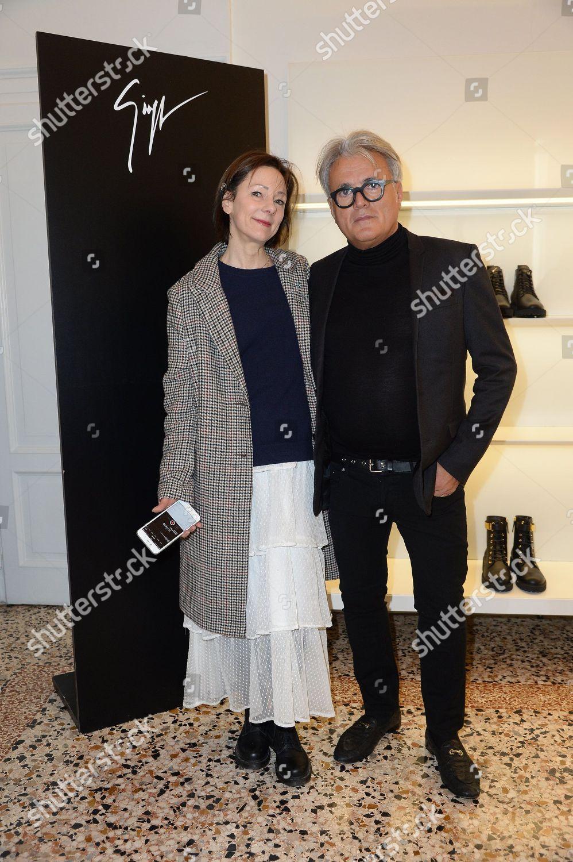 42abef2614ea2 Giuseppe Zanotti presentation, Fall Winter 2018, Milan Fashion Week Men's,  Italy - 13