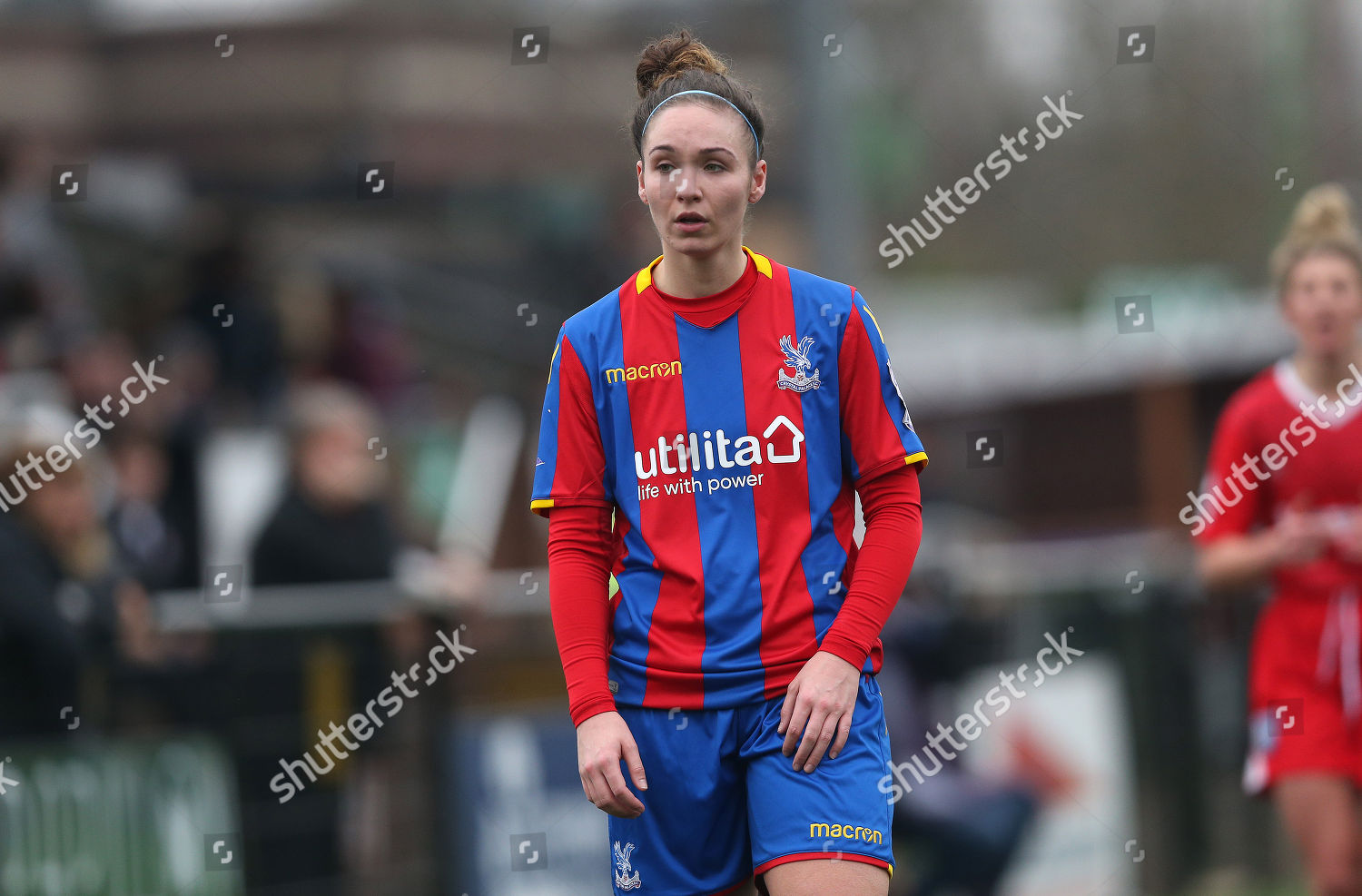 Ellie Stenning Crystal Palace Ladies during Womens Editorial Stock