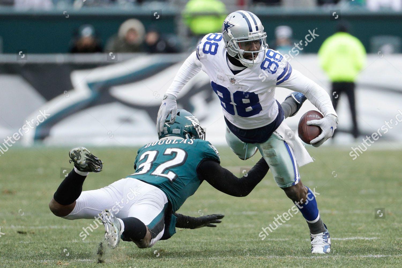 Dez Bryant Rasul Douglas Dallas Cowboys Dez Editorial Stock