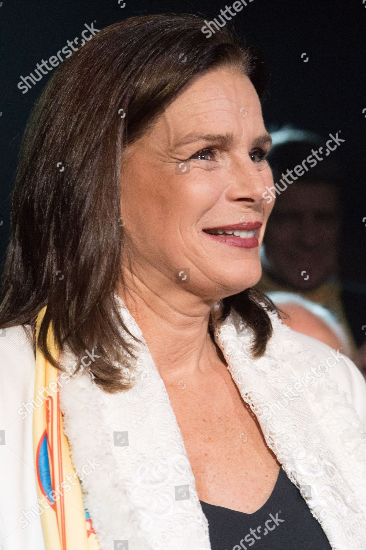 Princess Stephanie Monaco Editorial Stock Photo - Stock
