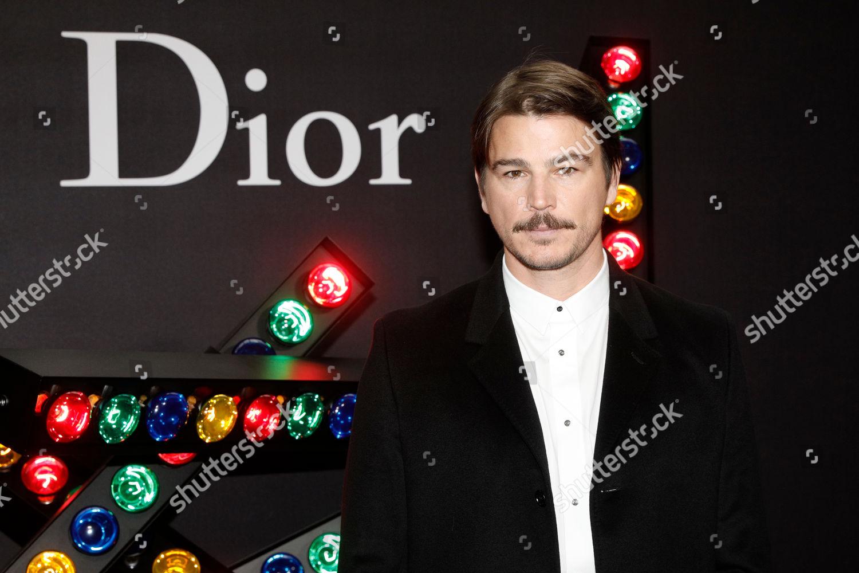 Stock photo of Fashion Dior Photocall, Paris, France - 20 Jan 2018