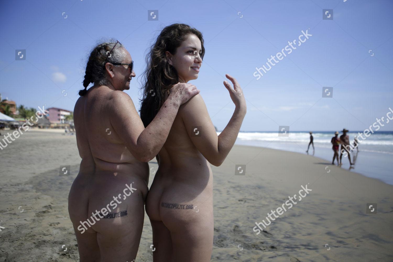 Pics nudist Miley Cyrus