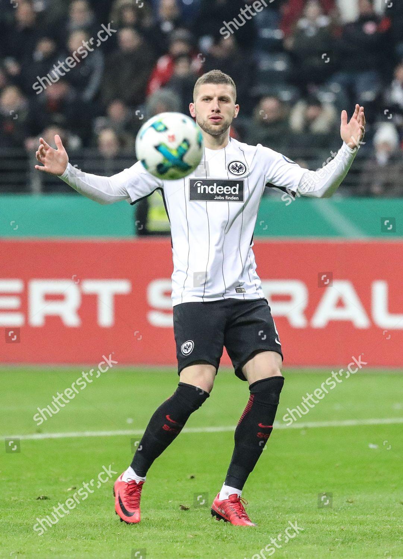 Eintracht Frankfurt Vs FSV Mainz 05 Am Main Germany