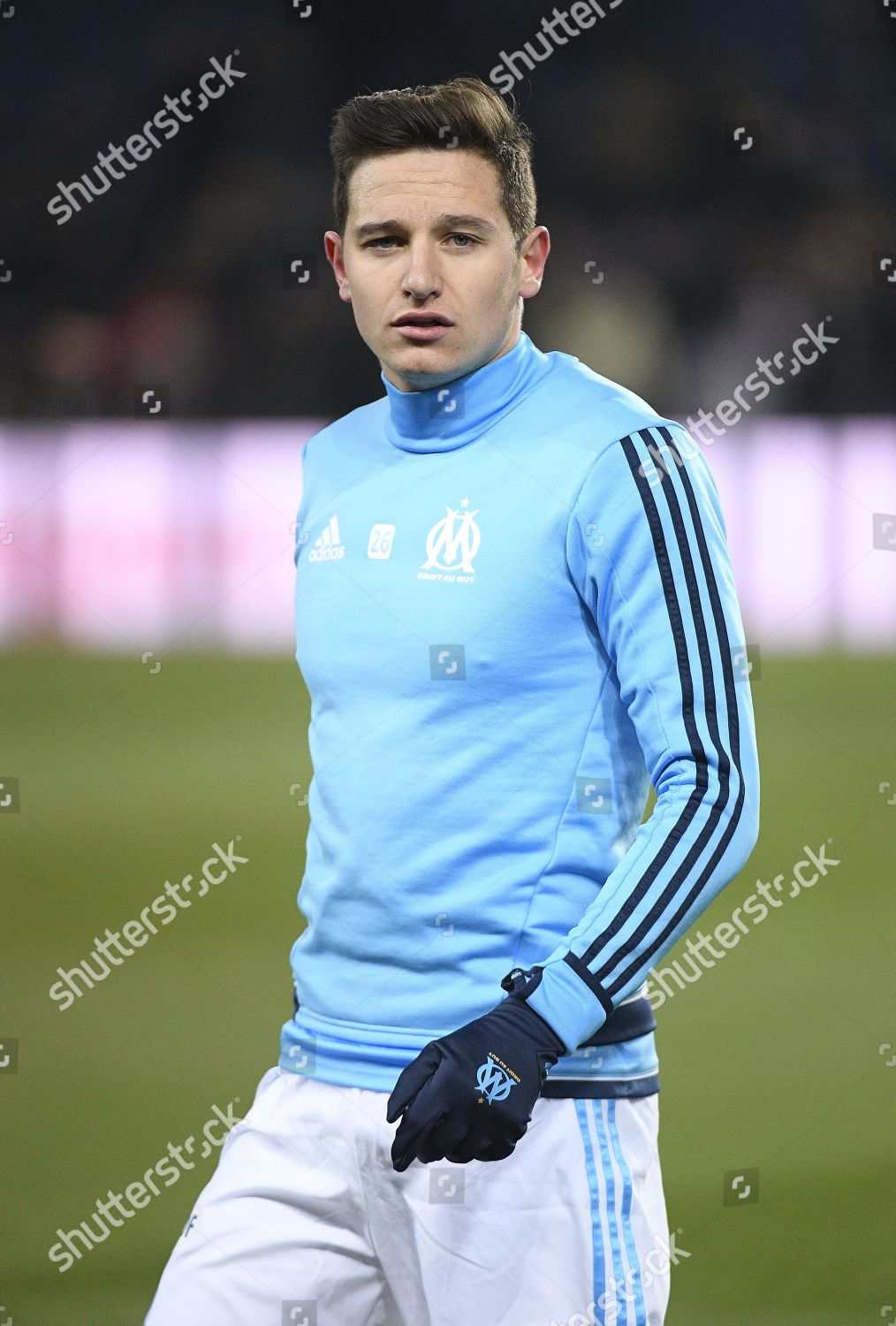 Florian thauvin during french cup match editorial stock photo stock image shutterstock - Coupe de france predictions ...