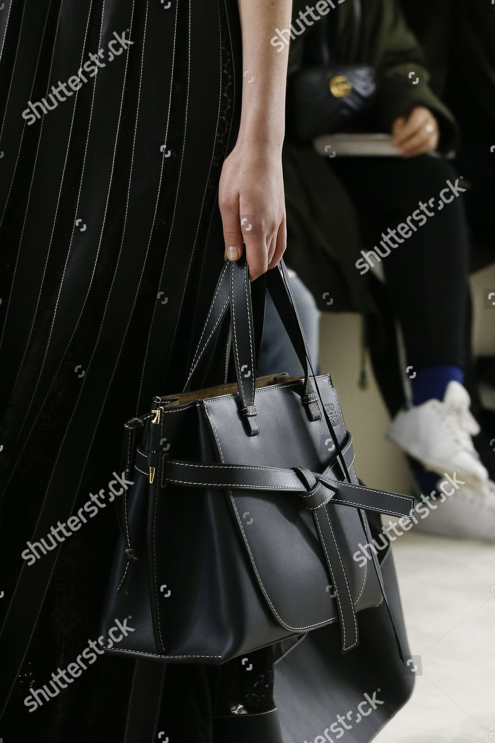 730710ae3f76 Bag Detail Editorial Stock Photo - Stock Image