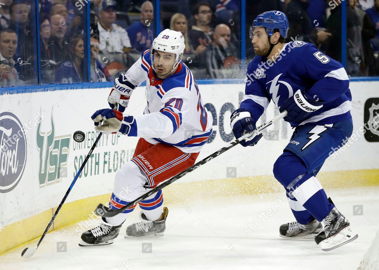 c2ab33fe63e Chris Kreider Dan Girardi New York Rangers Editorial Stock Photo ...