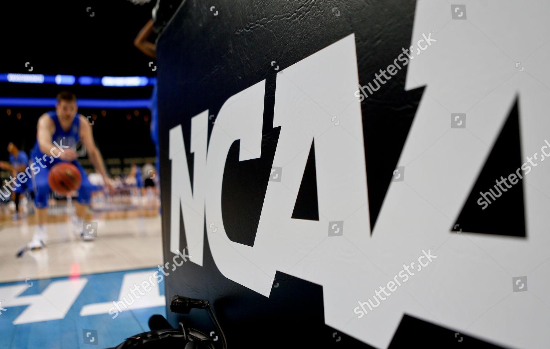 Dukes Antonio Vrankovic left during practice NCAA Editorial