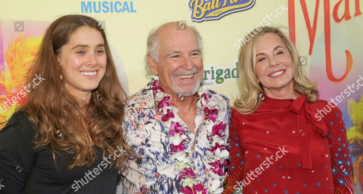 Delaney Buffett Jimmy Buffett Jane Buffett Editorial Stock
