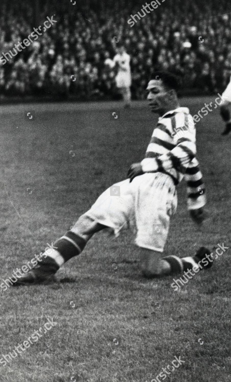 Gillie Heron died December 2008 Celtic Footballer Editorial