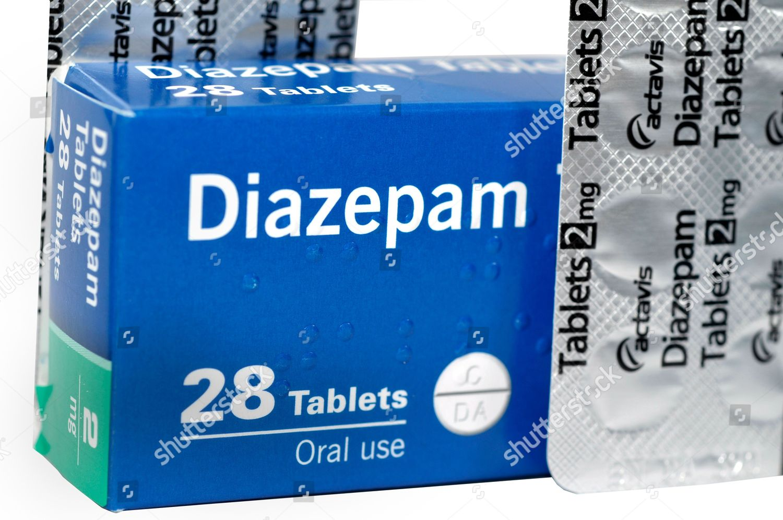 diazepam drugs list